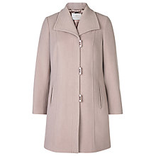 Buy Jacques Vert Stitch Detail Coat Online at johnlewis.com