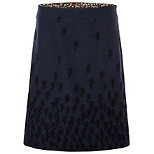 Buy White Stuff Memoirs Skirt, Dark Ink Online at johnlewis.com