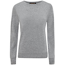 Buy Jaeger Cashmere Blend Metallic Sweater Online at johnlewis.com