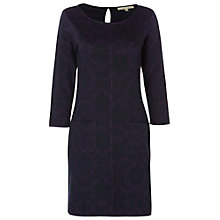 Buy White Stuff Ornate Jersey Dress, Eclectic Purple Online at johnlewis.com