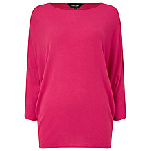 Buy Phase Eight Becca Batwing Jumper, Cranberry Online at johnlewis.com
