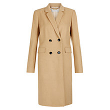 Buy Hobbs Wexford Coat, Camel Online at johnlewis.com