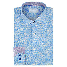 Buy Duchamp Mini Floral Tailored Fit Shirt Online at johnlewis.com