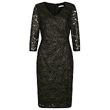 Buy Kaliko Floral Lace Dress, Multi/Black Online at johnlewis.com
