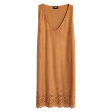 Buy Mango Openwork Detail Dress Online at johnlewis.com