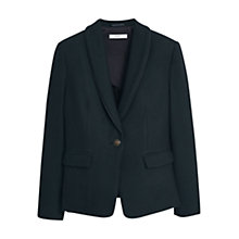 Buy Mango Contrast Flap Blazer Online at johnlewis.com