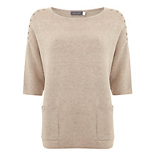 Buy Mint Velvet Patch Pocket Jumper Online at johnlewis.com