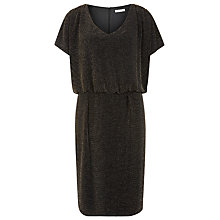Buy Kaliko Sparkle Jersey Dress, Multi Black Online at johnlewis.com