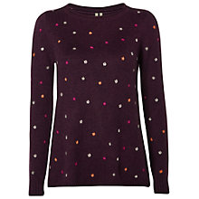 Buy White Stuff Winter Fauna Jumper, Eclectic Online at johnlewis.com