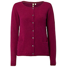Buy White Stuff Pillow Cardigan, Flamingo Online at johnlewis.com