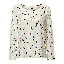 Buy White Stuff Fragrant Top, White Online at johnlewis.com