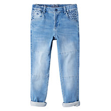 Buy Mango Kids Boys' Comfy Fit Jeans, Blue Online at johnlewis.com