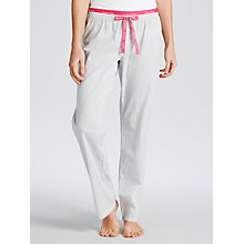 Buy Calvin Klein Graphic Animal Pyjama Pants, Grey Online at johnlewis.com