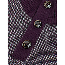 Buy Ted Baker Deehows Stitch Detail Funnel Jumper Online at johnlewis.com