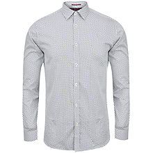 Buy Ted Baker Bukfizz Diamond Print Shirt Online at johnlewis.com