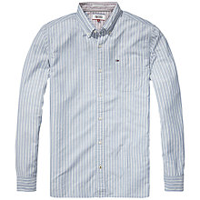 Buy Hilfiger Denim Oxford Striped Shirt Online at johnlewis.com