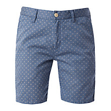 Buy Hilfiger Denim Freddy Straight Shorts, Indigo Online at johnlewis.com