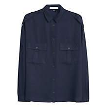 Buy Mango Modal Shirt Online at johnlewis.com