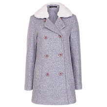 Buy Sugarhill Boutique Becky Coat Online at johnlewis.com