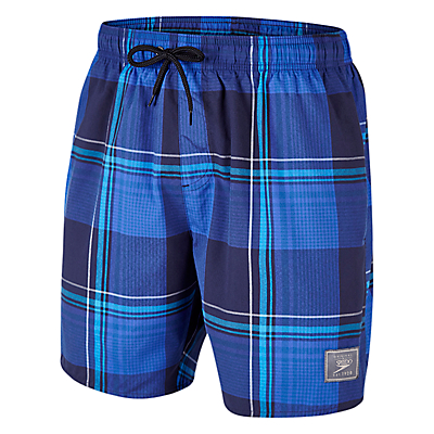 Speedo Men's Wide Check Leisure 16