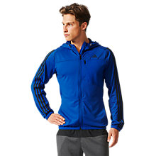 Buy Adidas Cool 365 Stretch Full Zip Training Hoodie Online at johnlewis.com