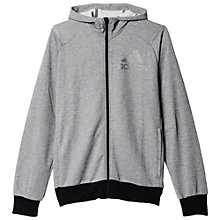 Buy Adidas Prime Men's Hoody, Grey Online at johnlewis.com