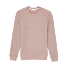 Buy Reiss Hatter Quilted Jumper Online at johnlewis.com