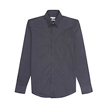 Buy Reiss Slim Fit Formal Shirt, Navy Online at johnlewis.com