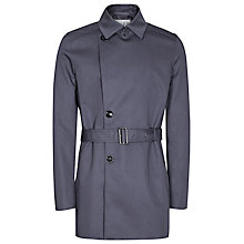 Buy Reiss Globe Belted Jacket, Airforce Online at johnlewis.com