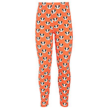 Buy Donna Wilson for John Lewis Badger Leggings, Red Online at johnlewis.com