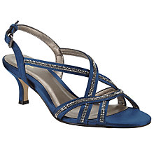 Buy John Lewis Glamour Kitten Heel Occasion Court Shoes Online at johnlewis.com