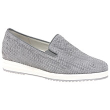 Buy Gabor Editor Flat Heeled Slip On Trainers, Fumo Online at johnlewis.com