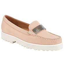Buy John Lewis Gwen 2 Sparkle Moccasins Online at johnlewis.com