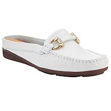 Buy John Lewis Vienna Moccasins Online at johnlewis.com