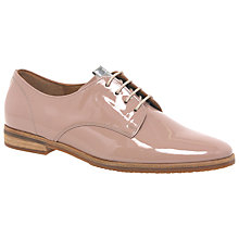 Buy Gabor Gondola Wide Fit Patent Oxford Shoes Online at johnlewis.com