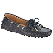 Buy John Lewis Gallo Flat Heeled Moccasins Online at johnlewis.com