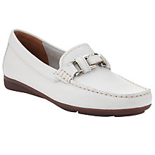 Buy John Lewis Luxembourg Flat Moccasins Online at johnlewis.com
