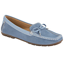 Buy John Lewis Vermont Flat Heeled Moccasins Online at johnlewis.com