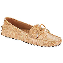 Buy John Lewis Gallo Flat Moccasins Online at johnlewis.com