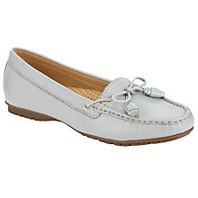 Buy John Lewis Gallarate Bow Detail Moccasins Online at johnlewis.com
