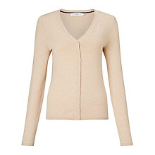 Buy John Lewis V-Neck Mini Button Cardigan Online at johnlewis.com