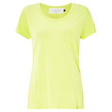 Buy Collection WEEKEND by John Lewis Scoop Neck Pocket T-Shirt Online at johnlewis.com