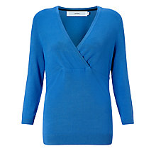 Buy John Lewis Wrap Jumper Online at johnlewis.com