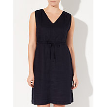 Buy John Lewis Georgia Linen Dress Online at johnlewis.com