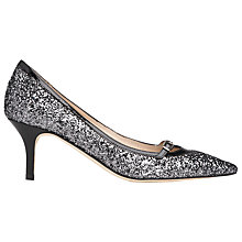 Buy L.K. Bennett Heidi Mid Heeled Stiletto Court Shoes Online at johnlewis.com