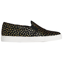 Buy L.K. Bennett Berty Flat Slip On Trainers Online at johnlewis.com
