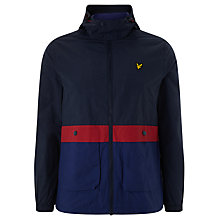 Buy Lyle & Scott Archive Stripe Jacket Online at johnlewis.com