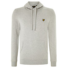 Buy Lyle & Scott Pullover Hoodie Online at johnlewis.com
