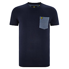 Buy Lyle & Scott Short Sleeve Bird Tee Online at johnlewis.com