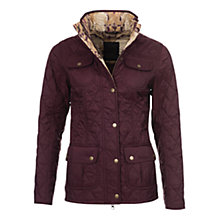 Buy Barbour Manderston Quilted Jacket Online at johnlewis.com